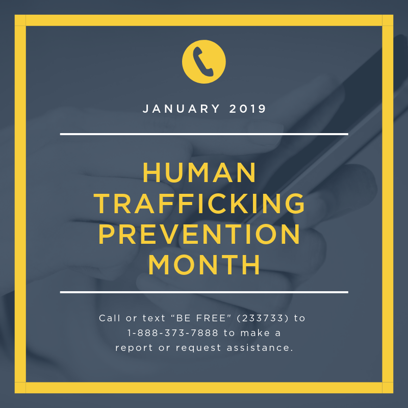 4 Easy Ways to Help End Human Trafficking