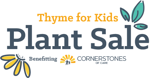 Thyme for Kids Plant Sale logo